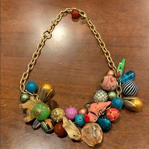 Anthropologie Lenora Dame necklace